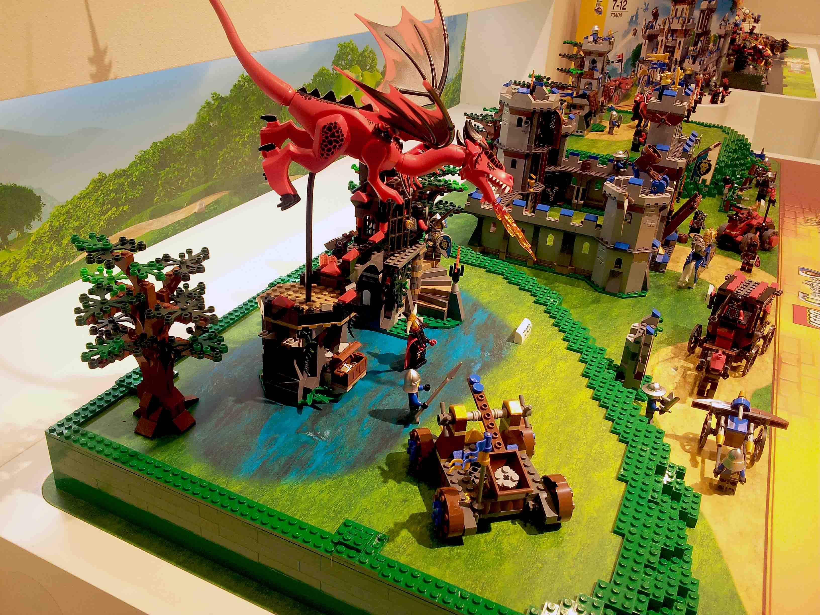 LEGO Castle Dragon Mountain (70403)