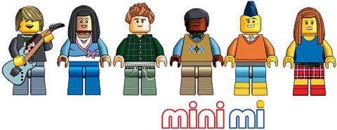 LEGO Mini Mi App Update