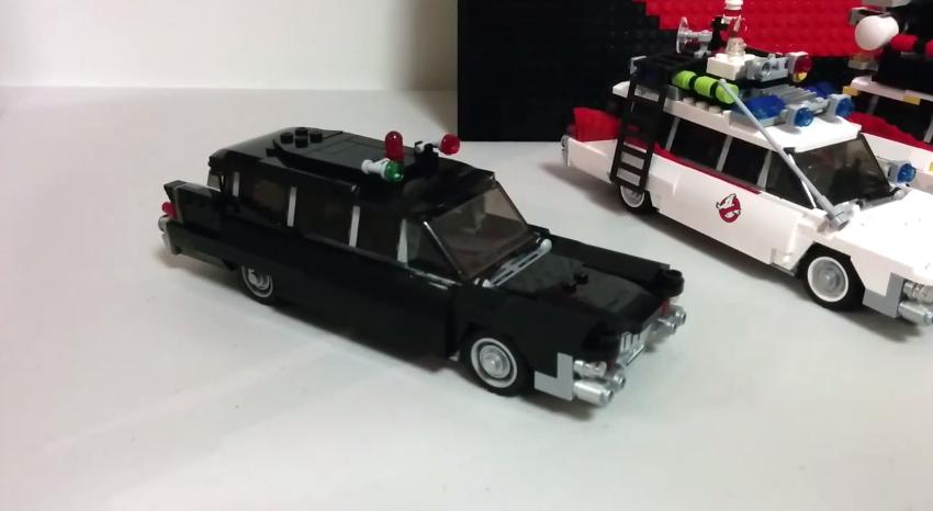 lego ghostbusters mocs by brent waller. Black Bedroom Furniture Sets. Home Design Ideas