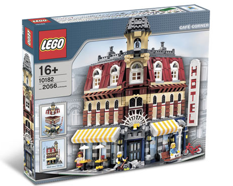 LEGO Bringing Back Retired Modular Buildings With New Revival Theme
