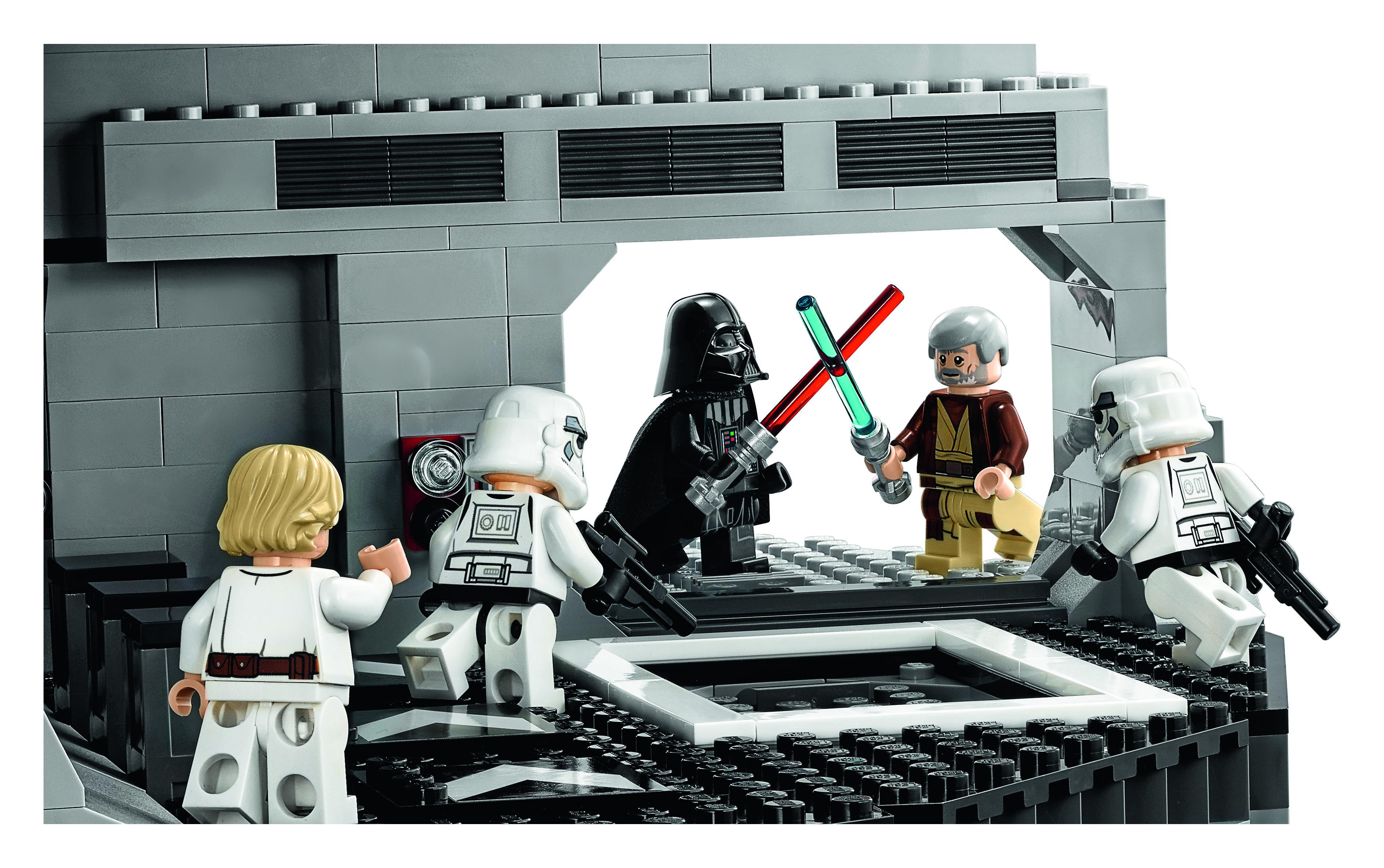 Lego Star Wars Ucs Death Star 75159 13 The Brick Fan