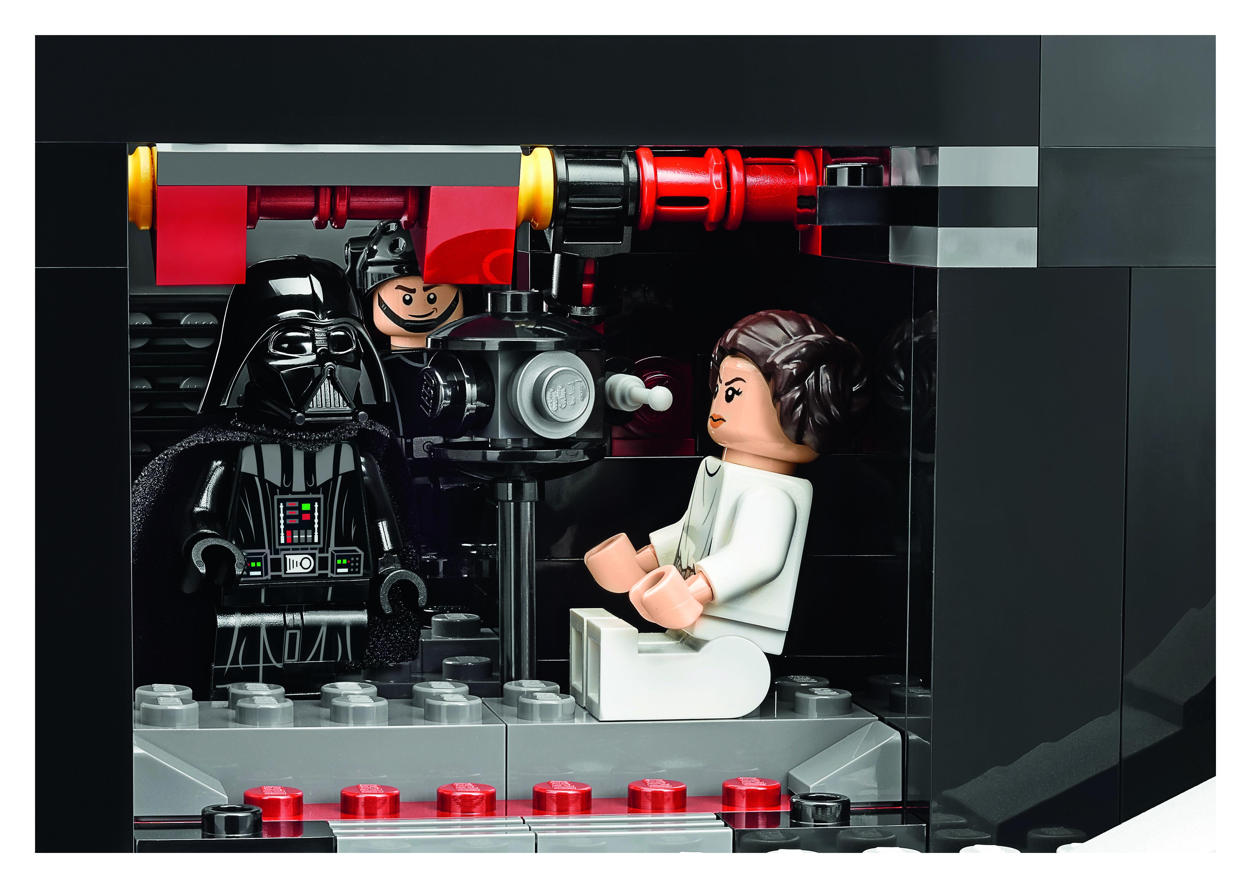 Lego Star Wars Ucs Death Star 75159 9 The Brick Fan