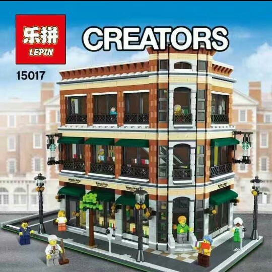 Lepin Moves From Lego Sets To Lego Fan Designs The Brick Fan