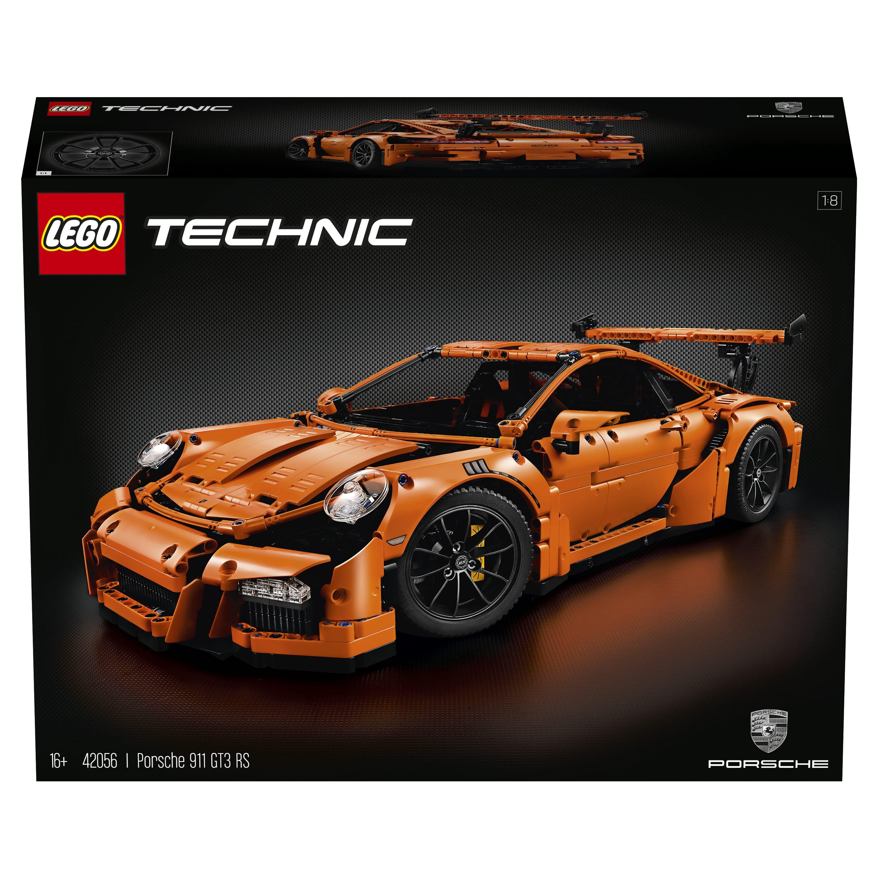lego technic porsche 911 gt3 rs 42056 officially. Black Bedroom Furniture Sets. Home Design Ideas