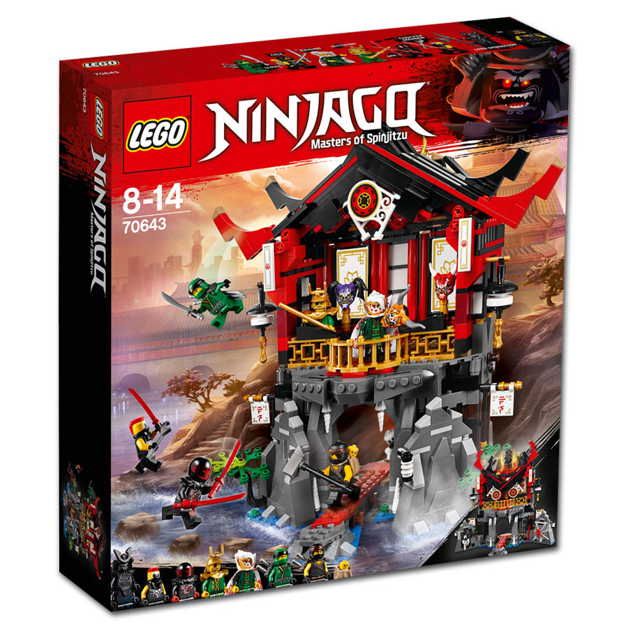 lego ninjago 2018 official box art images the brick fan. Black Bedroom Furniture Sets. Home Design Ideas