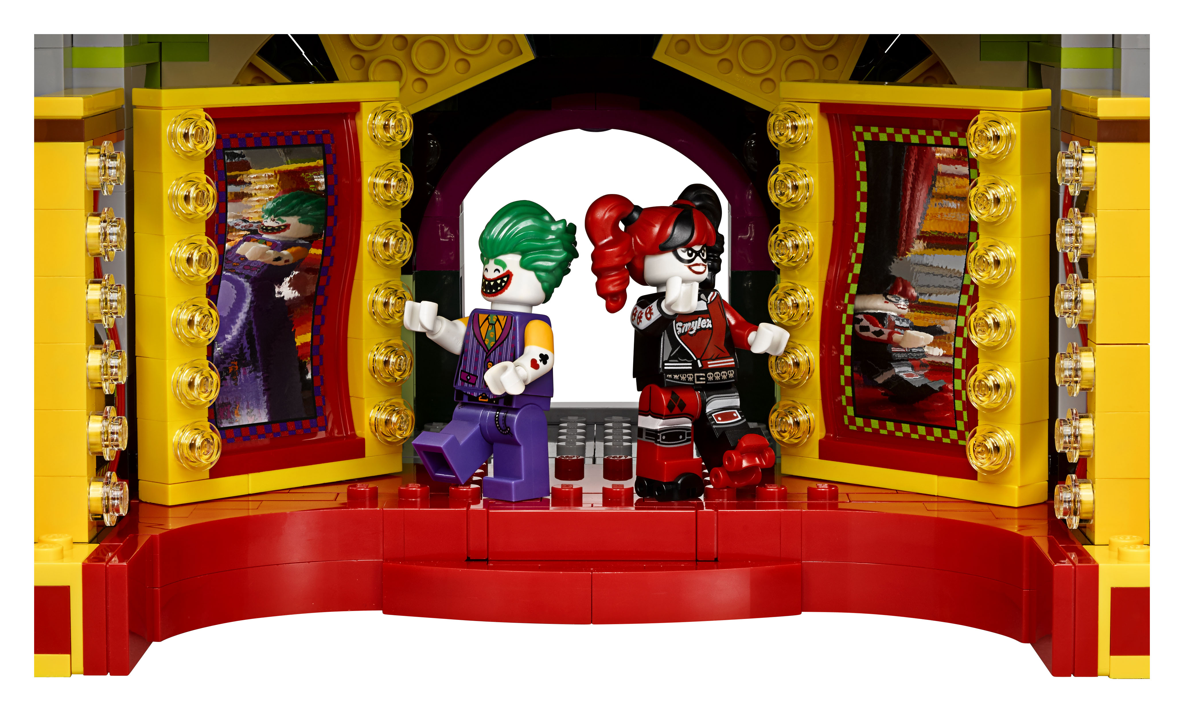 The LEGO Batman Movie The Joker Manor (70922) Officially ...