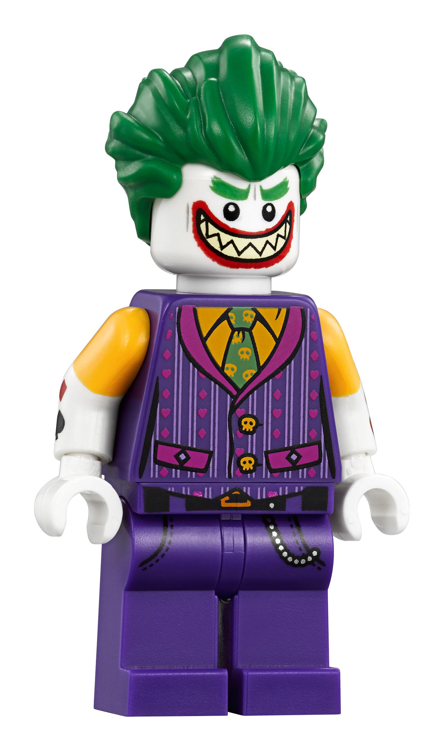 The Lego Batman Movie The Joker Manor 70922 Officially