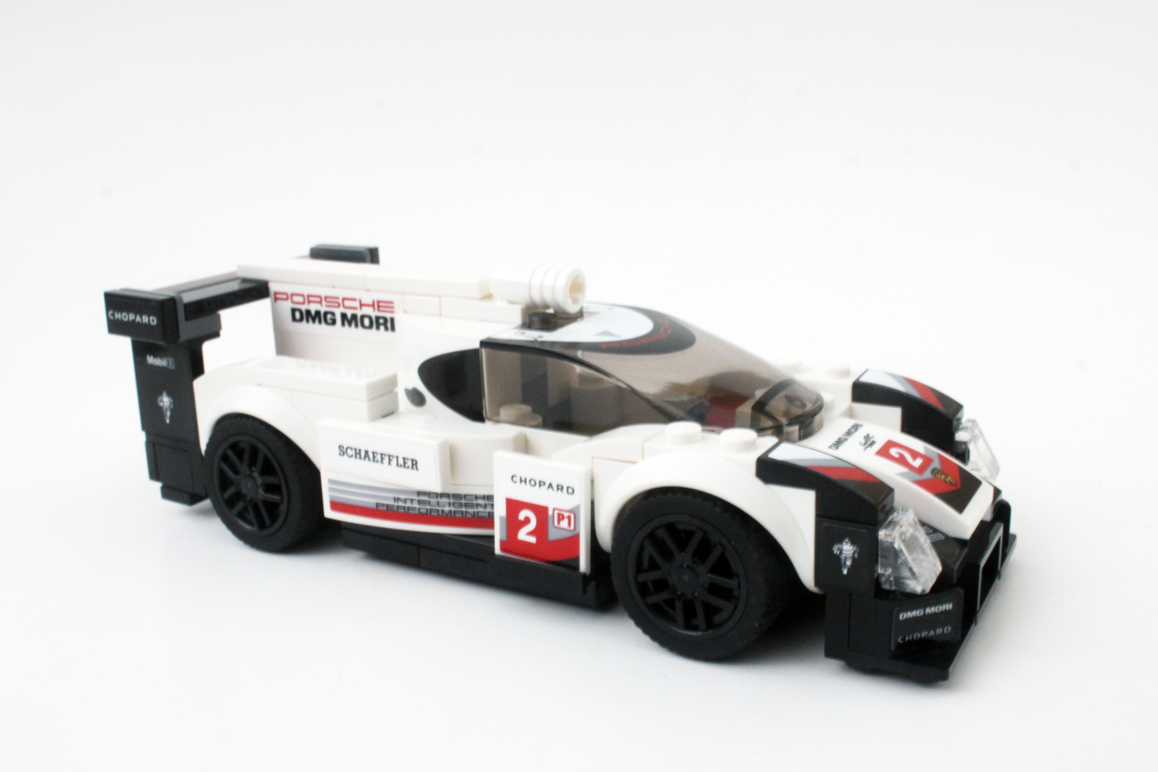 Lego Speed Champions Porsche 919 Hybrid 75887 Review