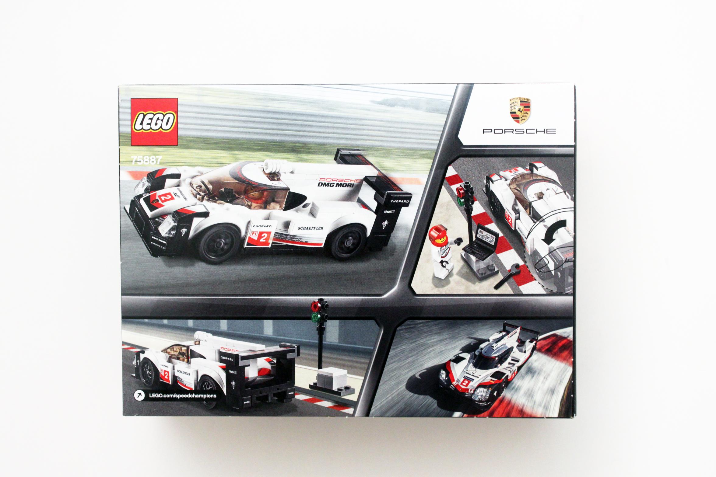 lego speed champions porsche 919 hybrid 75887 review the brick fan. Black Bedroom Furniture Sets. Home Design Ideas