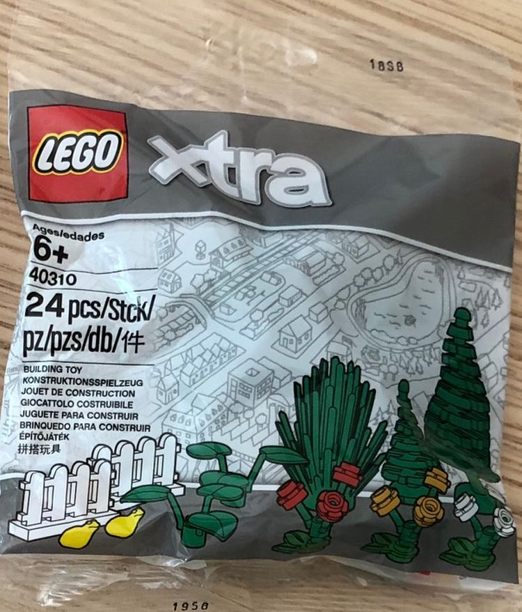 New LEGO xtra Accessory Polybags Found - The Brick Fan