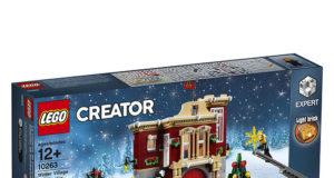 LEGO Creator Winter Village Fire Station (10263) Designer Video