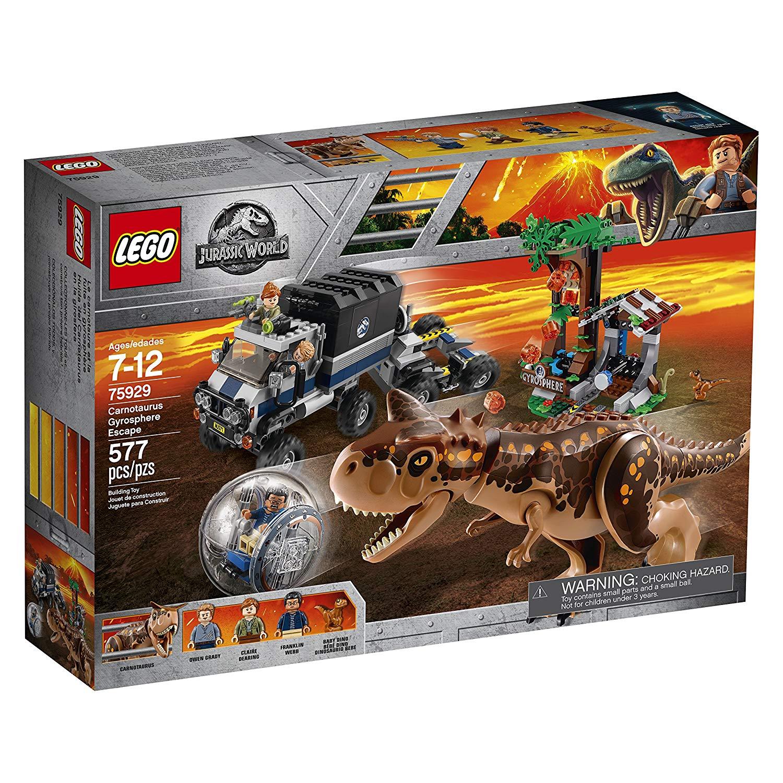 LEGO Jurassic World: Fallen Kingdom Amazon Sales - The ...