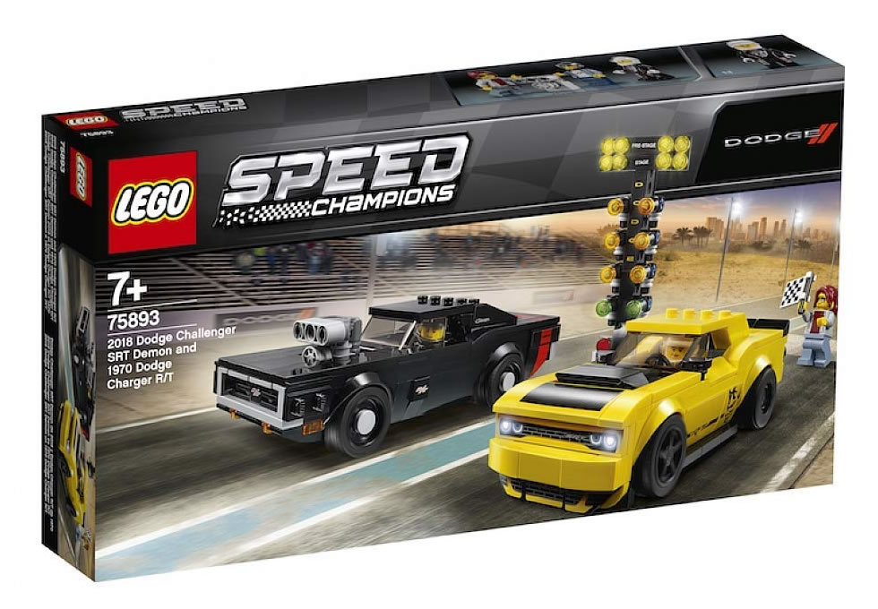 lego speed champions 2019 set images the brick fan. Black Bedroom Furniture Sets. Home Design Ideas