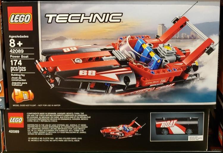 Lego Cars Canada
