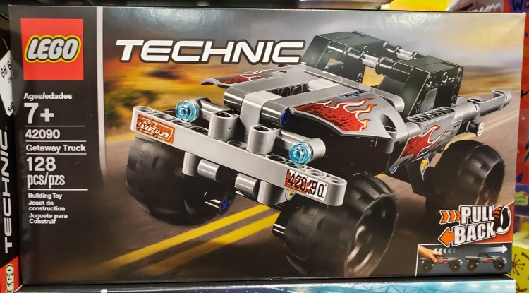 lego technic 2019 sets found in canada the brick fan. Black Bedroom Furniture Sets. Home Design Ideas