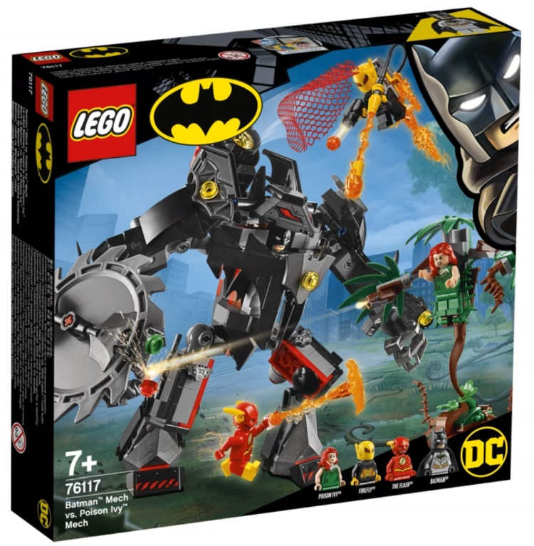 lego dc batman 2019 set images the brick fan. Black Bedroom Furniture Sets. Home Design Ideas