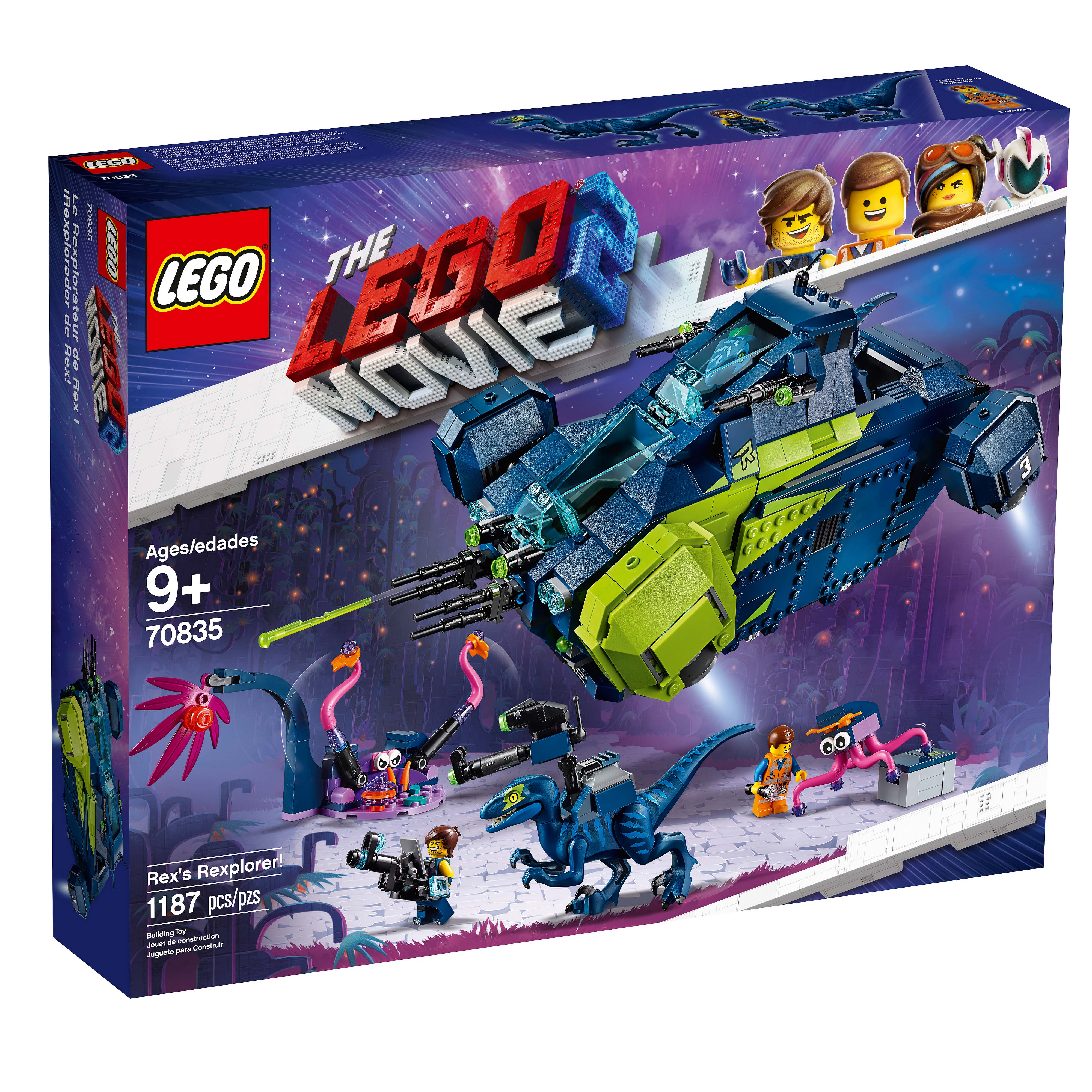 The Lego Movie 2 The Second Part Sets Officially Revealed The Brick Fan
