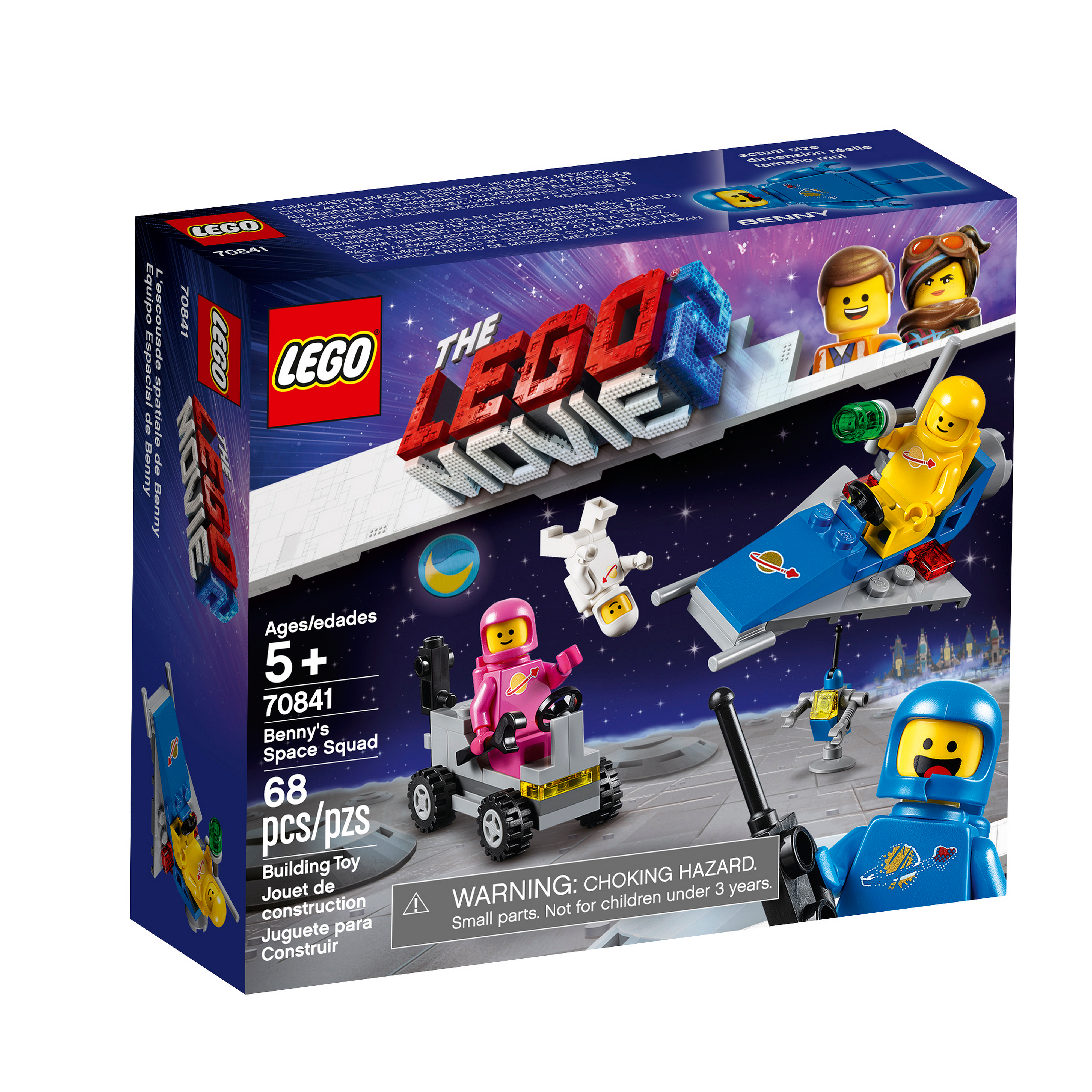 The LEGO Movie 2 Benny's Space Squad (70841) Amazon Sale