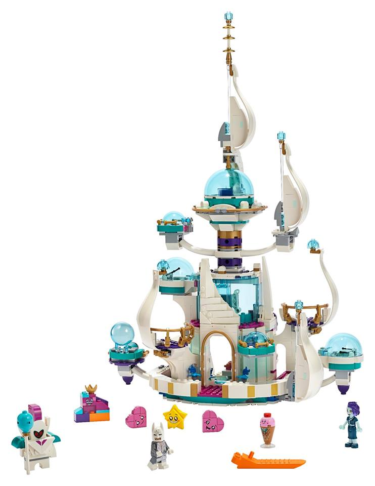 LEGO Reveals More The LEGO Movie 2 Sets Ahead of New York