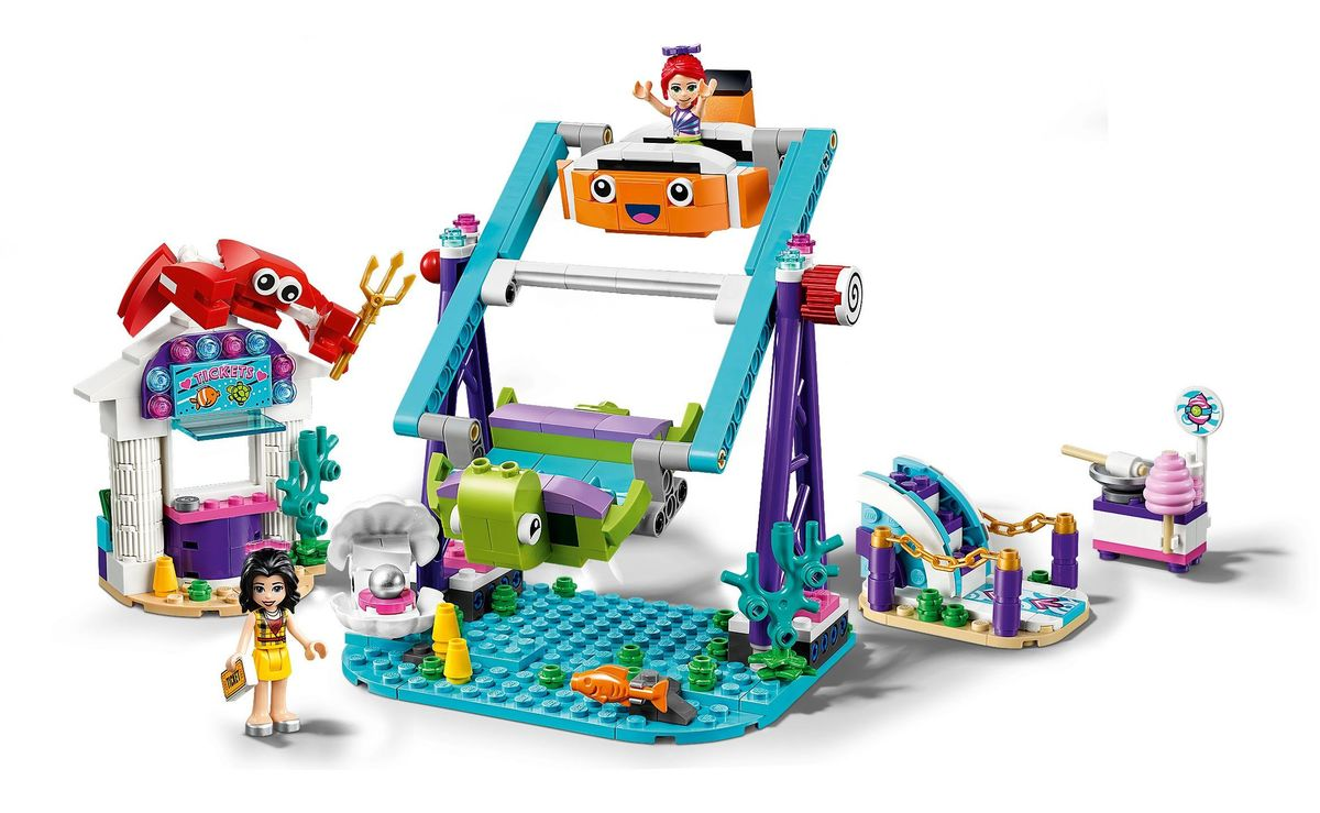 Lego Friends Summer 2019 Official Set Images The Brick Fan