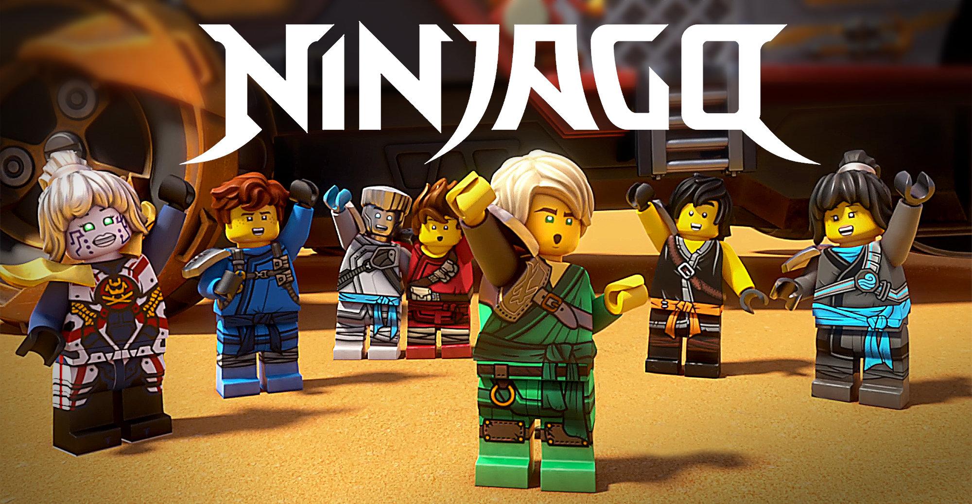 LEGO Ninjago: Secrets of the Forbidden Spinjitzu Special ...
