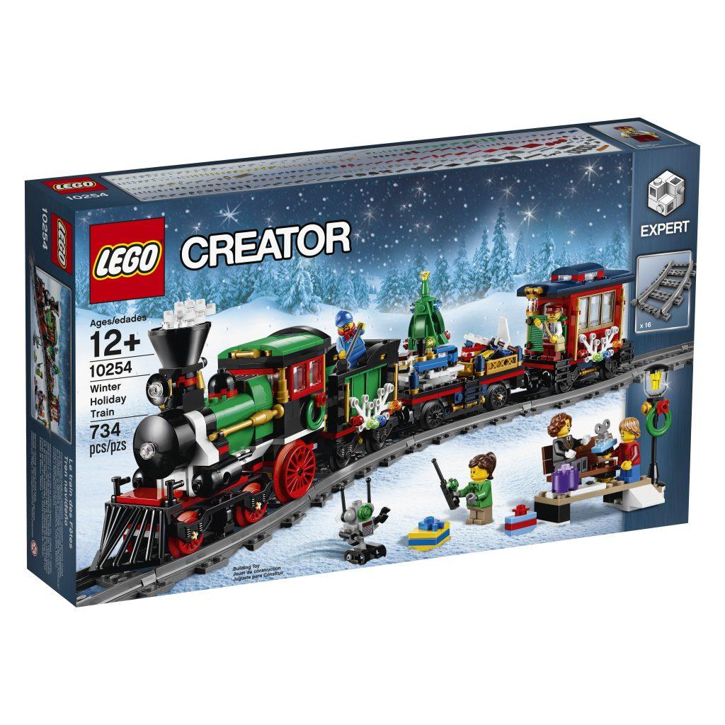 LEGO Creator Winter Holiday Train (10254) Walmart Sale
