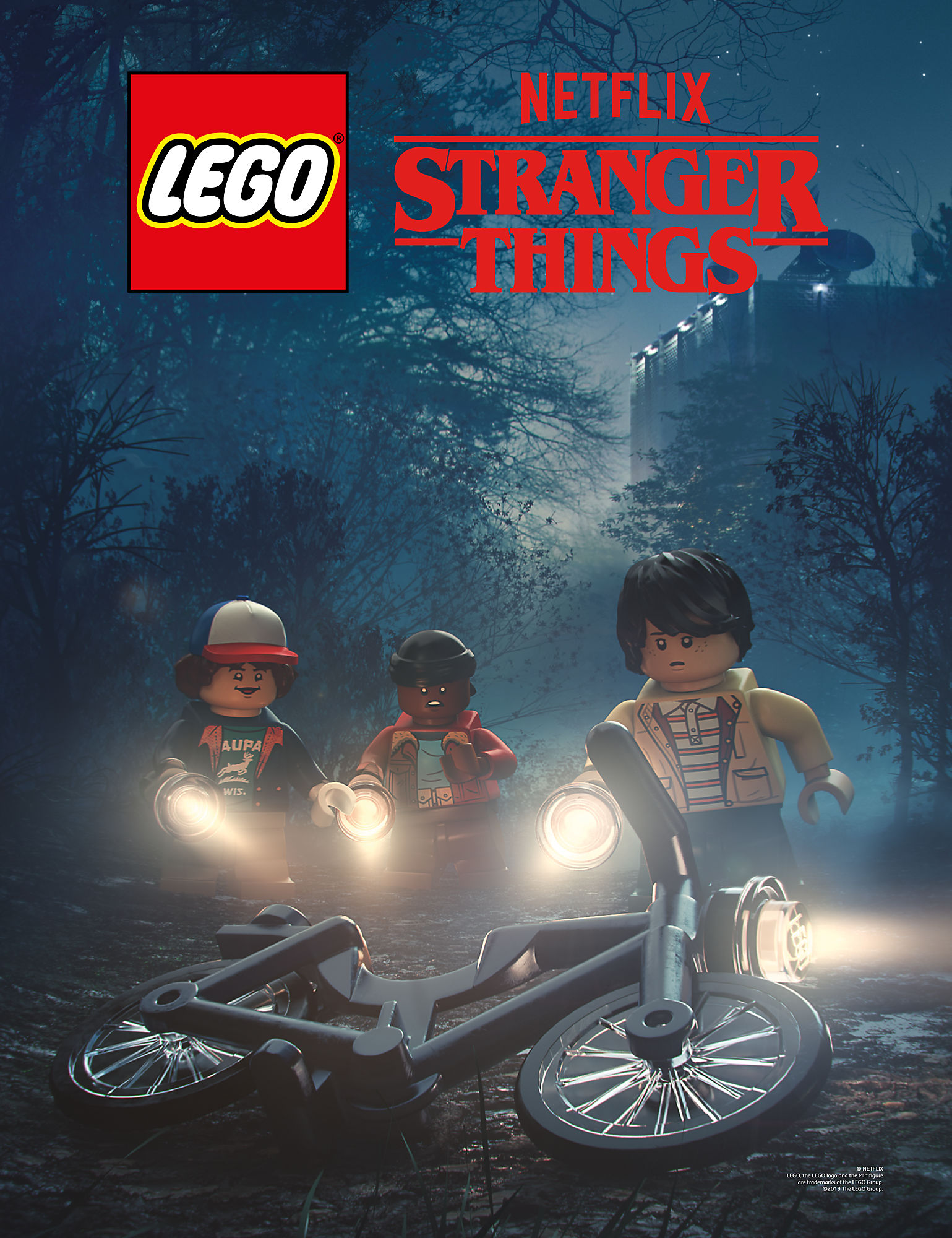 LEGO Stranger Things Poster (5005956) Promotion on Shop@Home - The Brick Fan