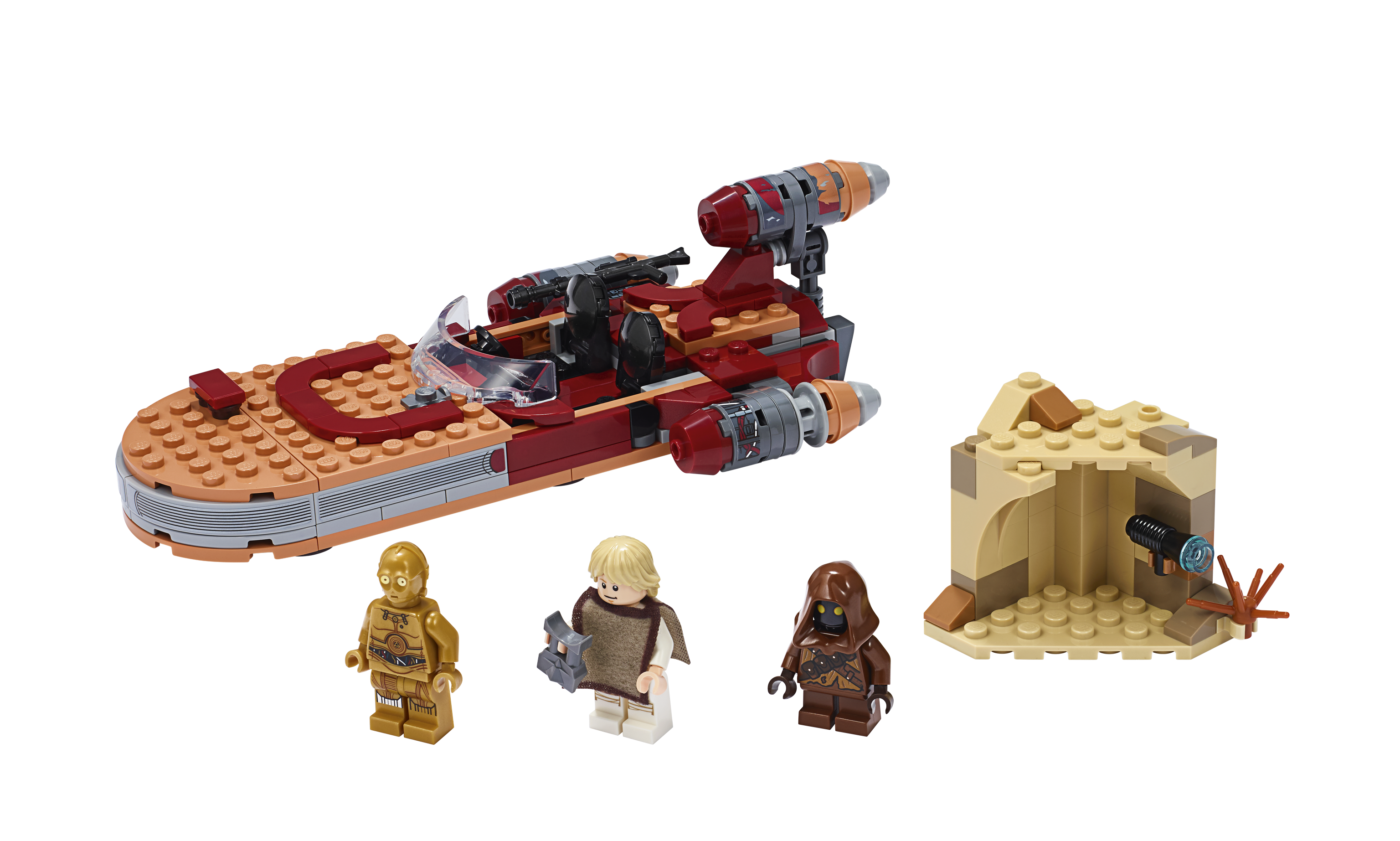 Lego January 2020 Calendar Two New 2020 LEGO Star Wars Sets Revealed   The Brick Fan
