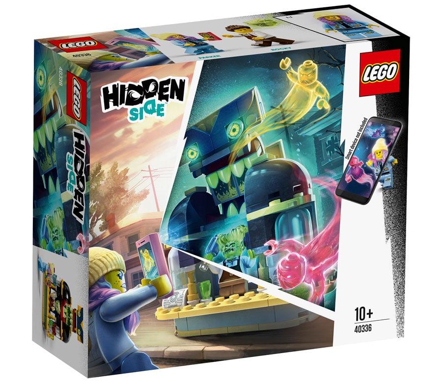 LEGO Hidden Side Newbury's Juice Bar (40336)