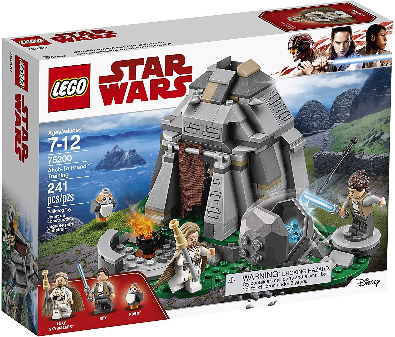 Lego Star Wars Ahch To Island Training 75200 Amazon Sale September 2019 The Brick Fan