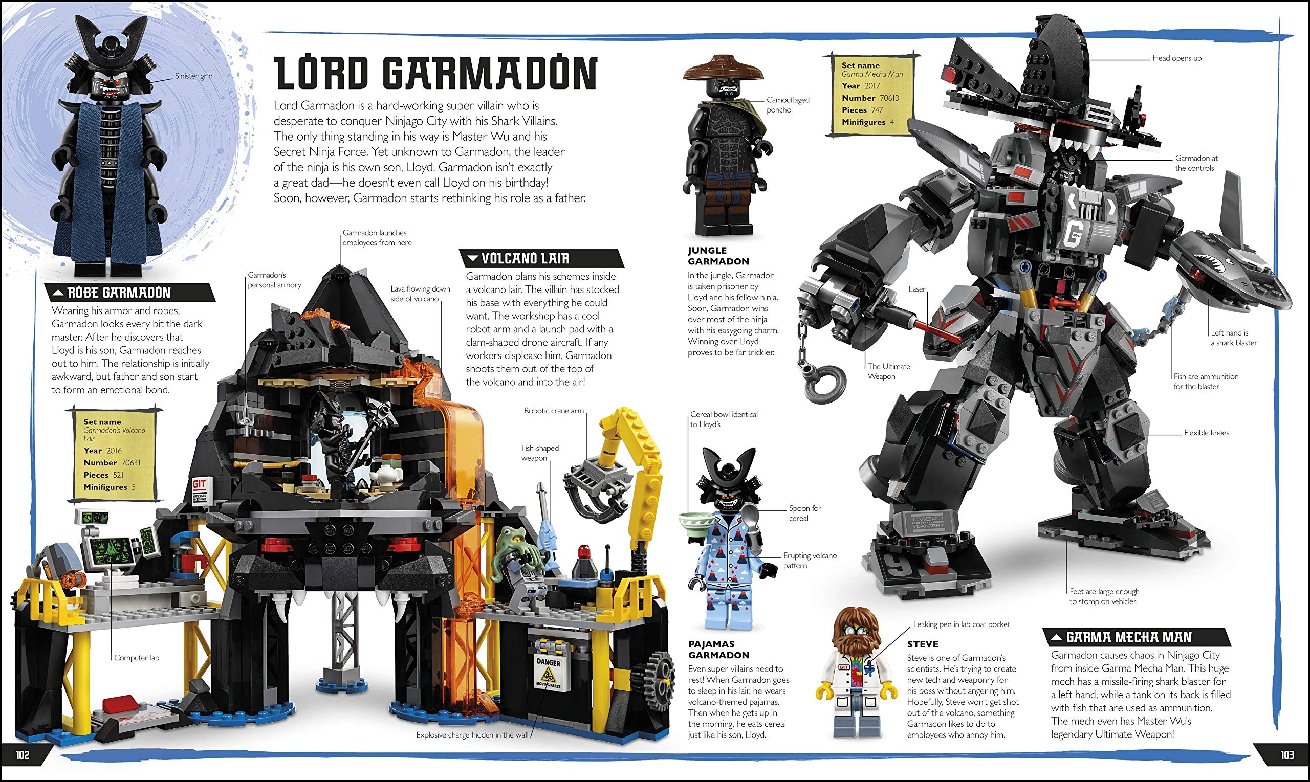 LEGO Ninjago Visual Dictionary - New Edition