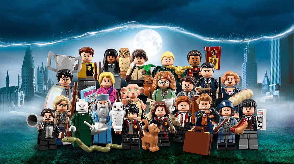 Lego Harry Potter Fantastic Beasts Mini Figures Complete Your Collection