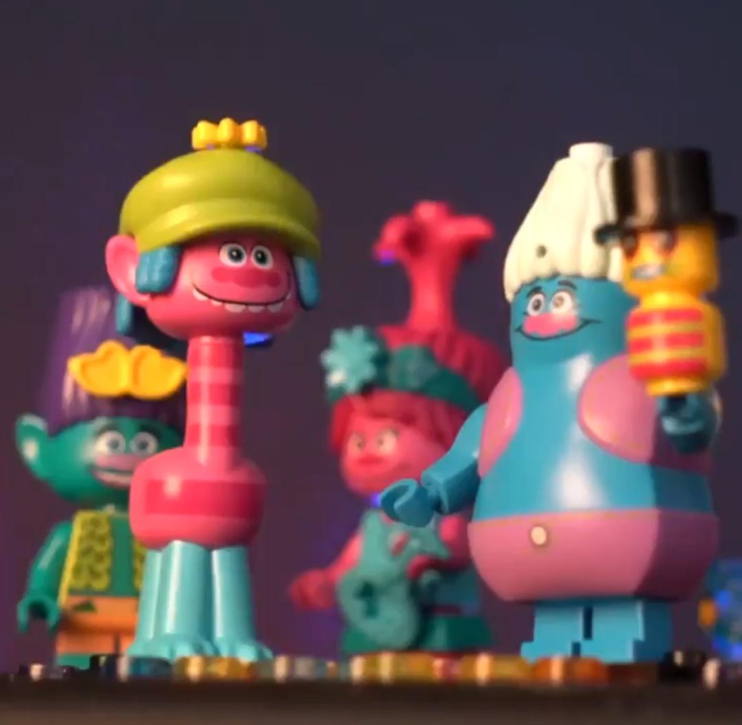 Lego Trolls World Tour Minifigures Revealed The Brick Fan