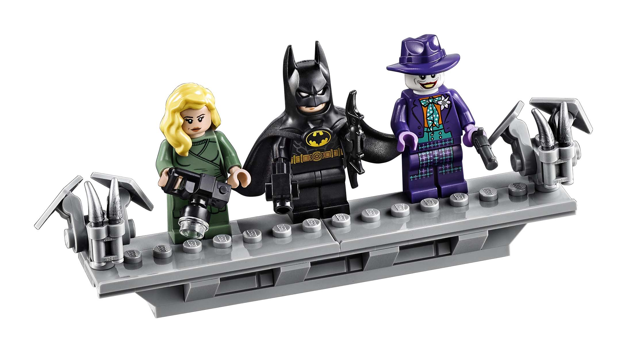 Marvel DC Comics Batman Themed Lego Moc Minifigure Gift For Kids Batgirl