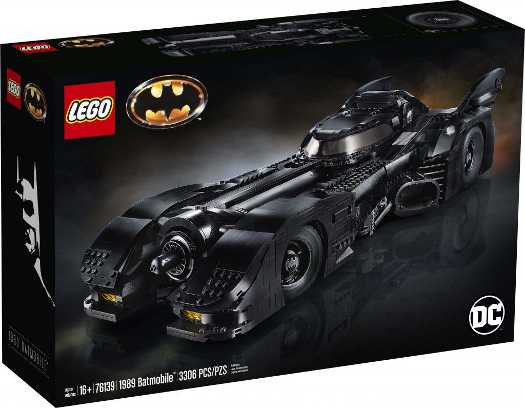 LEGO Batman 1989 Batmobile (76139) Officially Announced ...