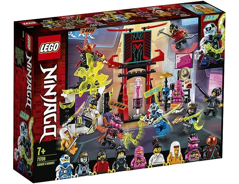 Lego Games 2020.Lego Ninjago 2020 Official Set Images The Brick Fan