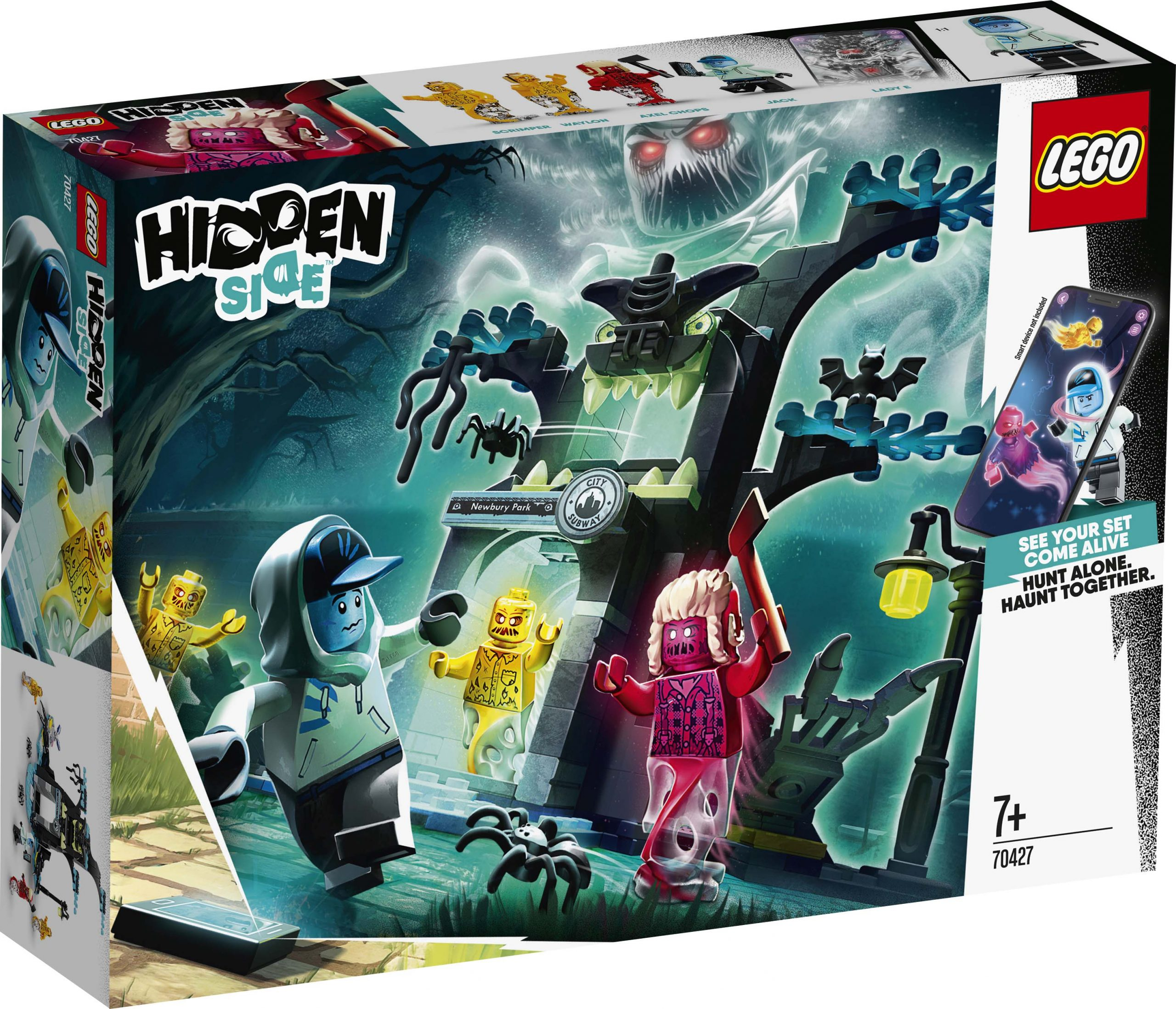 New Lego Sets 2020.Lego Hidden Side 2020 Sets Officially Revealed The Brick Fan