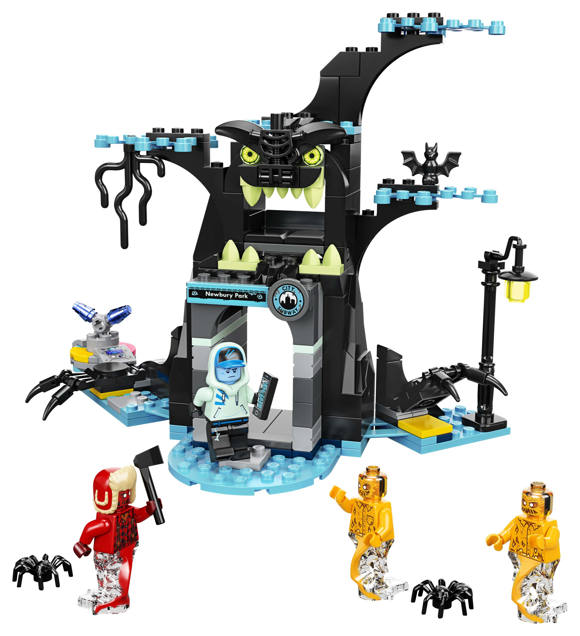 Lego Hidden Side 2020 Sets Officially Revealed The Brick Fan