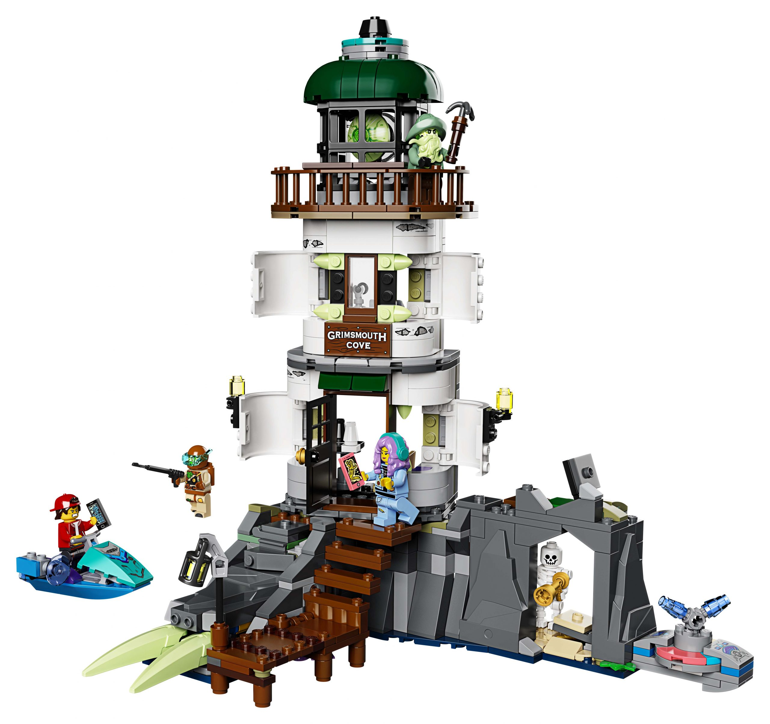 Lego Games 2020.Lego Hidden Side 2020 Sets Officially Revealed The Brick Fan