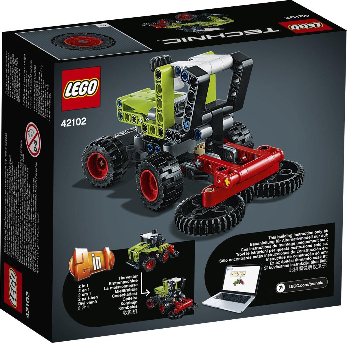 LEGO Technic 2020 Official Set Images - The Brick Fan