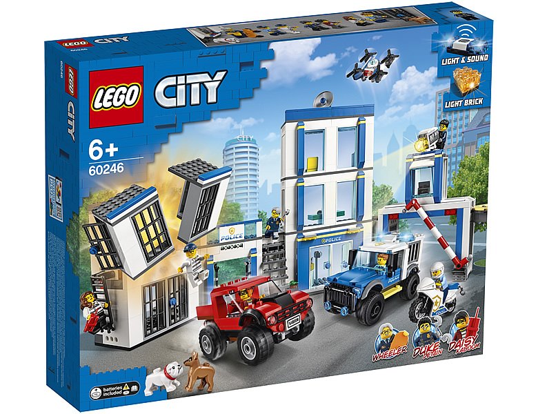 Lego City 2020 Official Set Images The Brick Fan