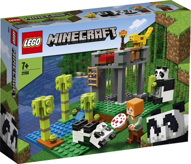 LEGO Minecraft 2020 Official Set Images - The Brick Fan