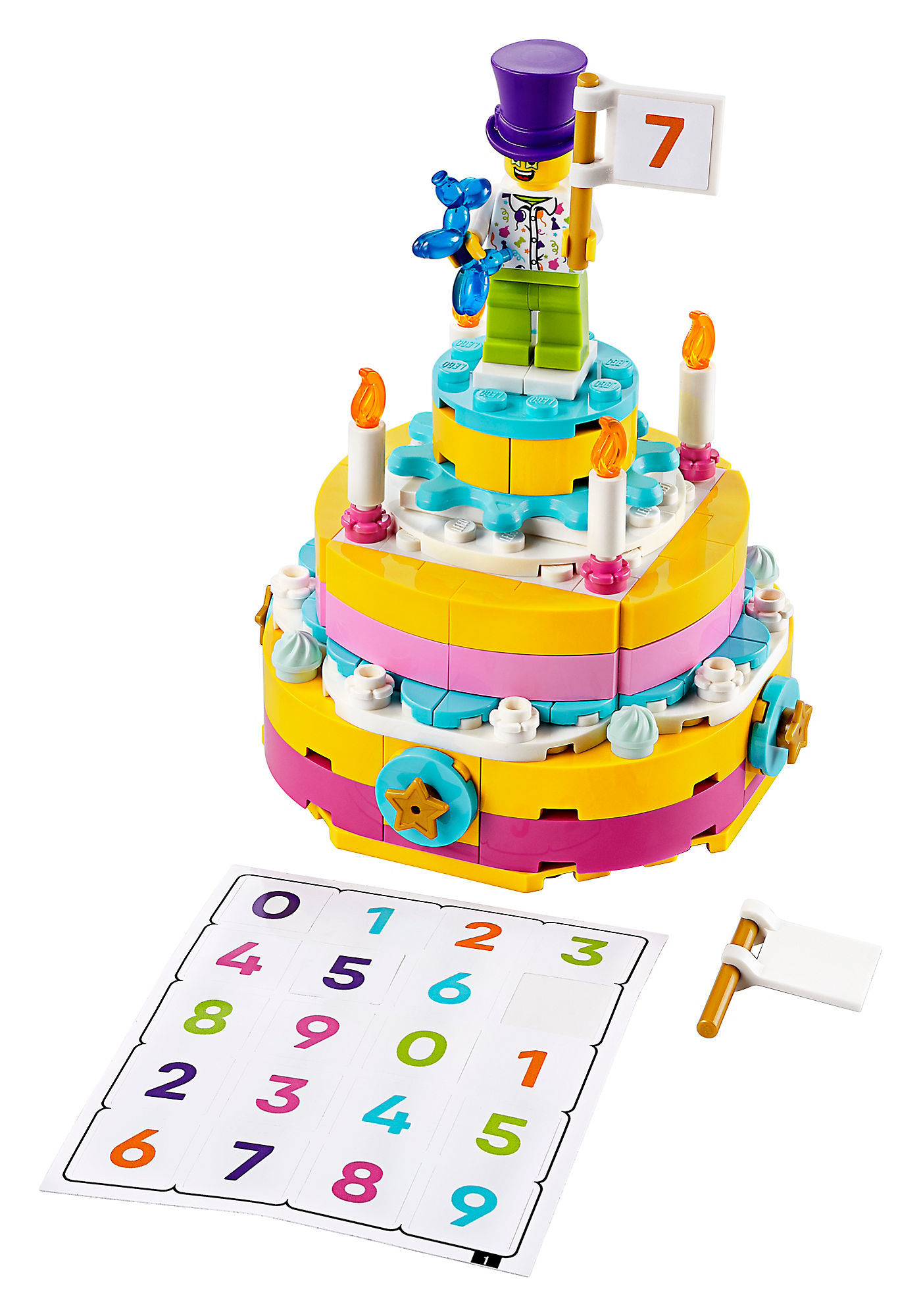 Awe Inspiring New Lego Birthday Set 40382 Coming Soon The Brick Fan Funny Birthday Cards Online Inifofree Goldxyz