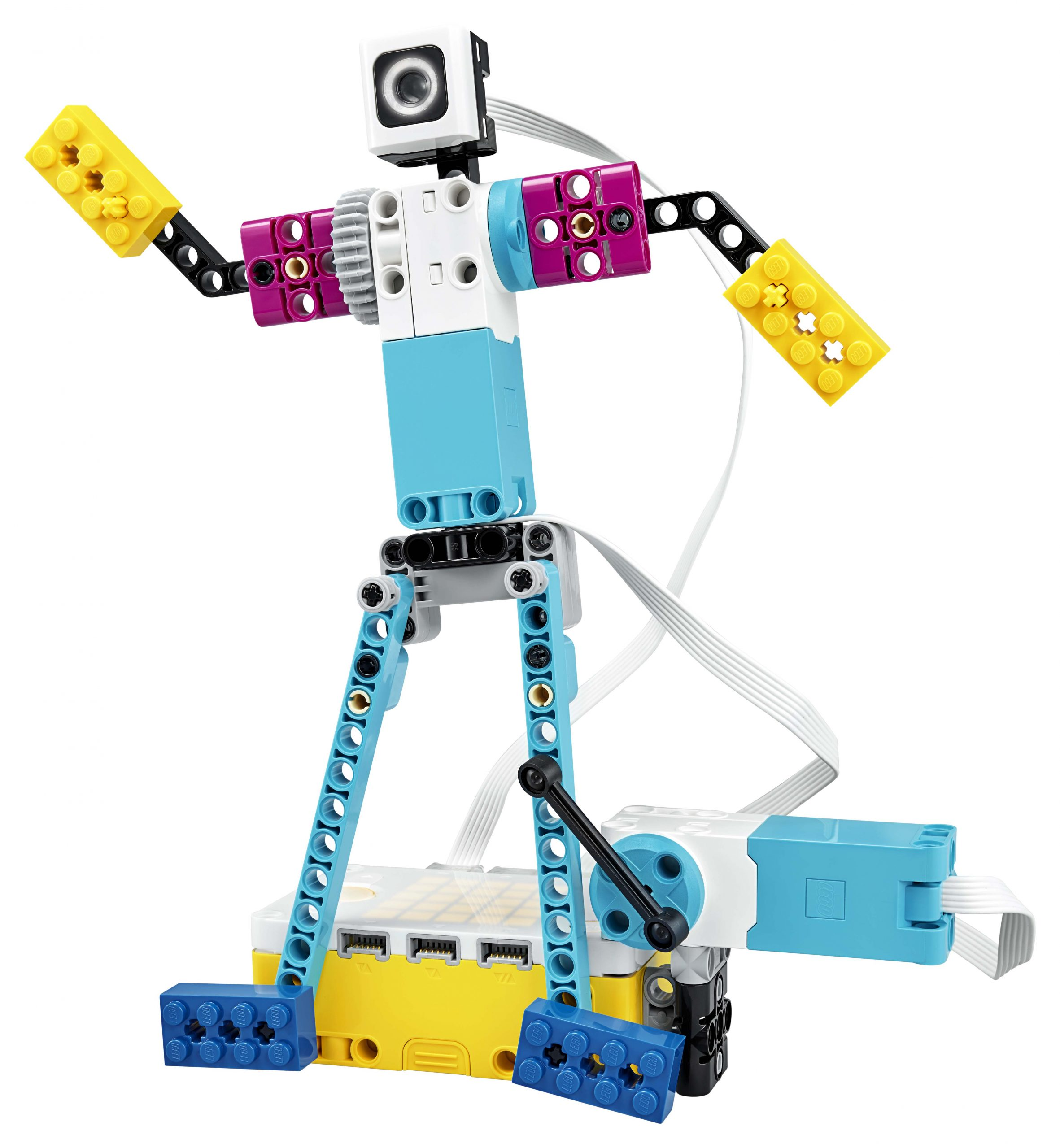 LEGO Education Launches SPIKE Prime - The Brick Fan