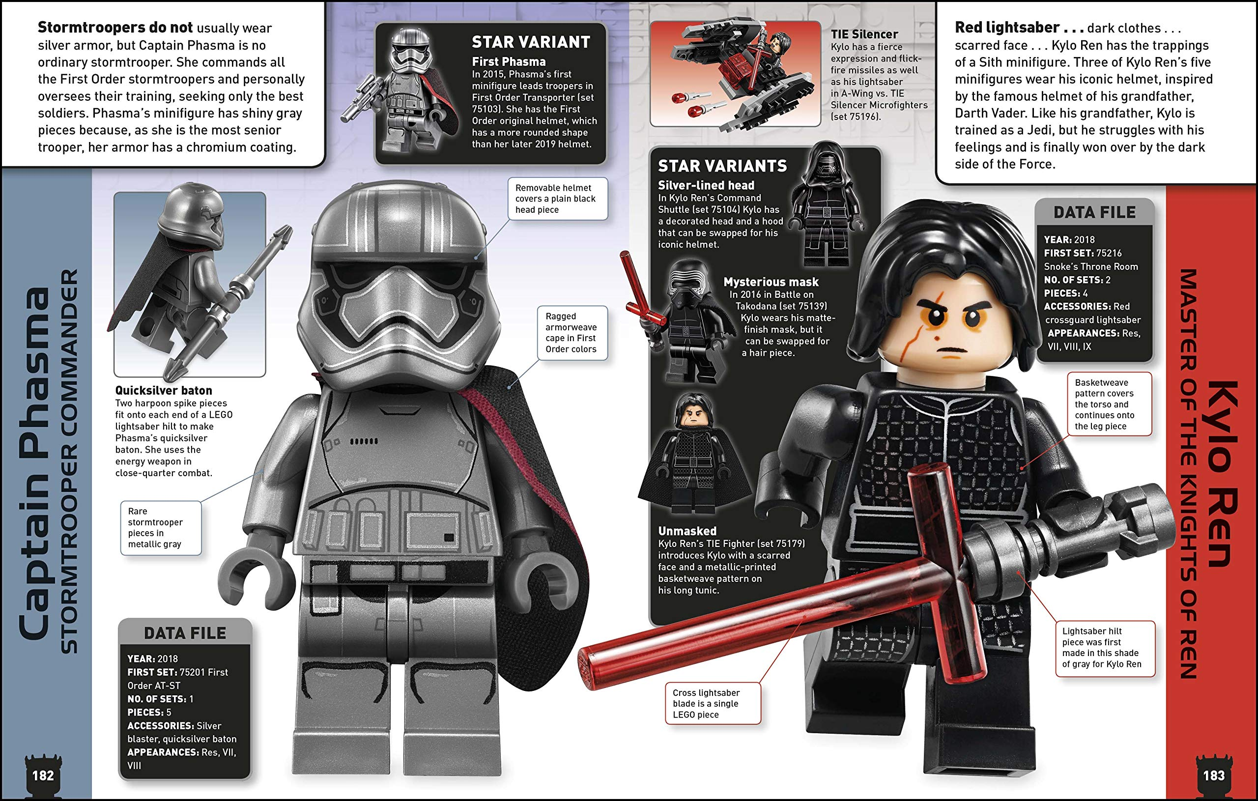Lego Star Wars Character Encyclopedia New Edition Available For Pre Order The Brick Fan