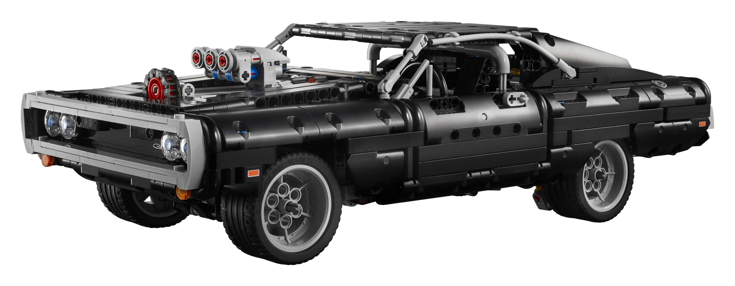 LEGO TECHNIC 42111  Lego Dom/'s Dodge Charger