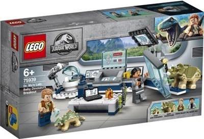 Lego Bundle Sets 75926 /& 10757 Juniors /& jurasic World NEUF