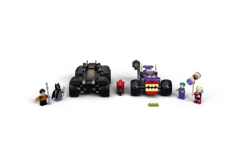 Lego Dc Comics Super Heroes Summer 2020 Sets Revealed The Brick Fan