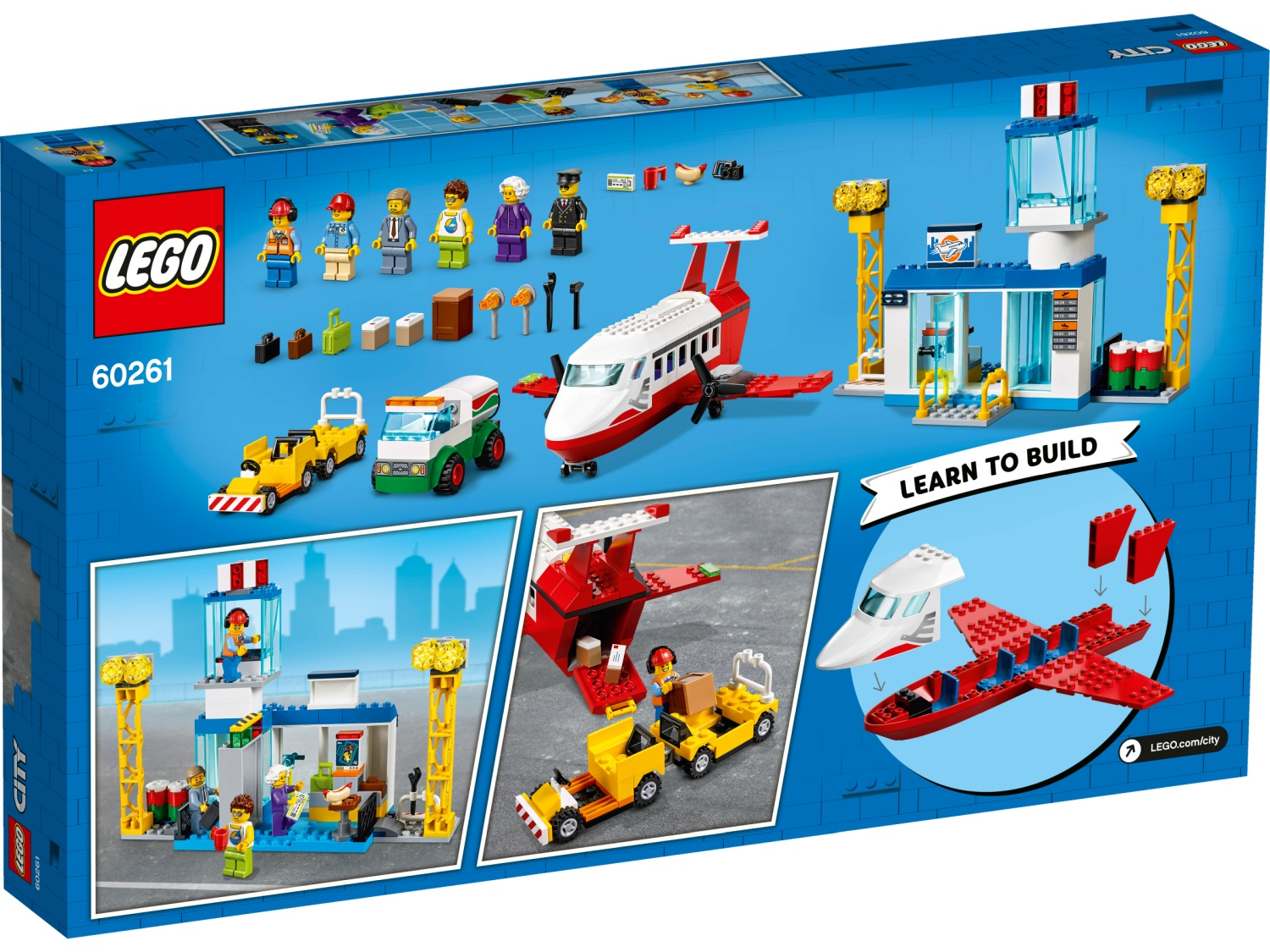 LEGO City Summer 2020 Official Set Images - The Brick Fan
