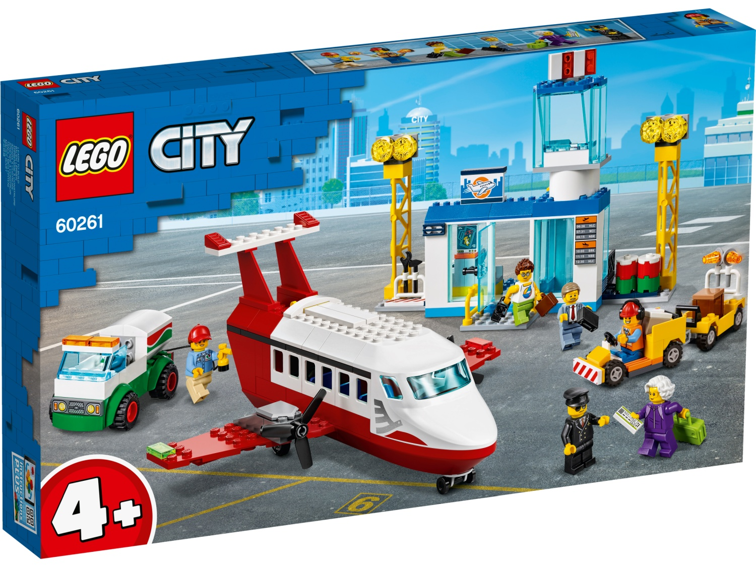 Lego City Summer 2020 Official Set Images The Brick Fan